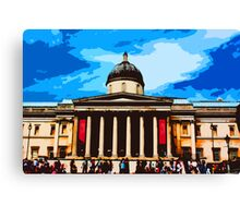 National Gallery, London Canvas Print