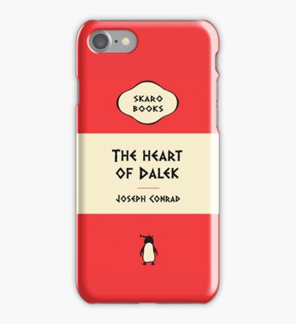 Heart of Dalek iPhone Case/Skin