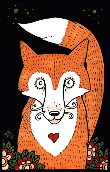 Foxy Love by Anita Inverarity