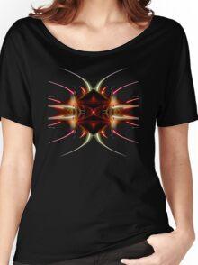 Tiki Fire God Women's Relaxed Fit T-Shirt