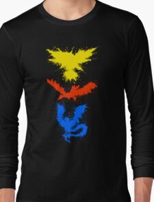 Legendary Bird Splatter Long Sleeve T-Shirt