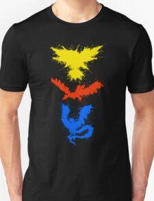 Legendary Bird Splatter T-Shirt