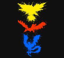 Legendary Bird Splatter Unisex T-Shirt