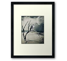 Dust Bowl... Framed Print
