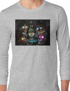 FNAF: Jacksepticeye's Turn Long Sleeve T-Shirt