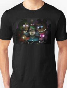 FNAF: Jacksepticeye's Turn T-Shirt
