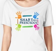 SMARTies Preschool - Option 1 Women's Relaxed Fit T-Shirt