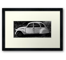 Cars 6 Framed Print