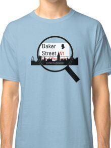 Baker Street Magnifier  Classic T-Shirt