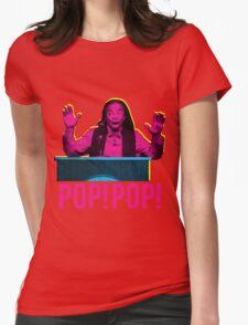 POP! POP! Womens Fitted T-Shirt