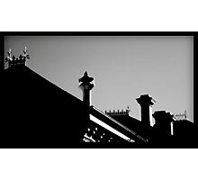 Ornate Roof-line Photographic Print