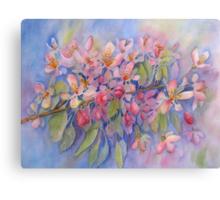 Spring's Bouquet Canvas Print