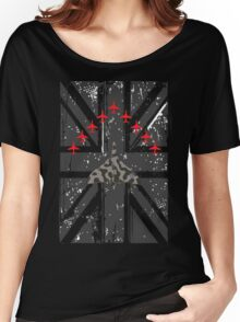 Vulcan and Red Arrows Women's Relaxed Fit T-Shirt