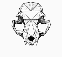 Geometric Cat skull Unisex T-Shirt