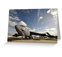"B52 ""The Last Laugh"",Avalon Airshow,Australia 2015 Greeting Card"