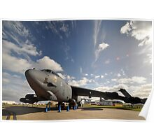 "B52 ""The Last Laugh"",Avalon Airshow,Australia 2015 Poster"