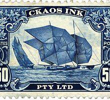Stamp II by Christopher Karamihos