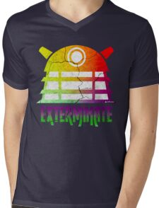 Dalek Vintack Mens V-Neck T-Shirt