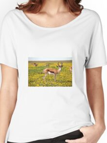 Antelope Women's Relaxed Fit T-Shirt
