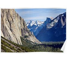 Yosemite Grandeur Poster