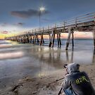 Grange Jetty HDR by Shannon Rogers