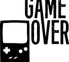 Game Over! by SamuelH7