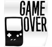 Game Over! Poster