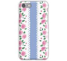 Rose Lines  iPhone Case/Skin