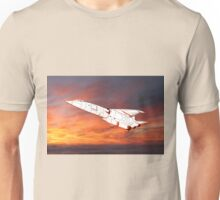 TSR2 - Before It's Time 1950s Unisex T-Shirt