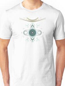 Peacock Lace Unisex T-Shirt