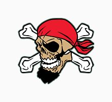 Pirate Skull Crossbones Unisex T-Shirt