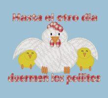 Duermen los pollitos by Arianey