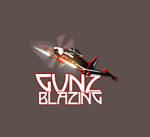 Gunz Blazing Unisex T-Shirt