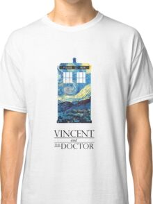 """Vincent and the Doctor"" Classic T-Shirt"