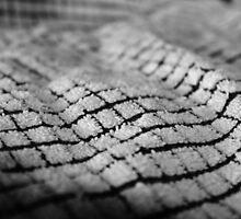Undulating Landscape of a T-Towel by MichelleRees