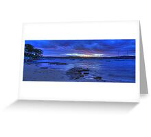 Angels Breath - Paradise Beach, Sydney Australia - The HDR Experience Greeting Card