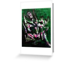Cry Wild 3 Greeting Card
