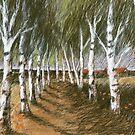 Baum Räume by HannaAschenbach