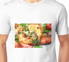 Simply............  Unisex T-Shirt