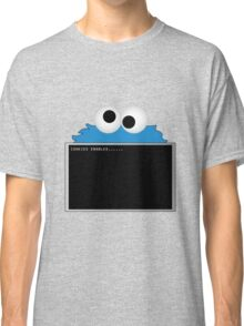 COOKIES ENABLED Classic T-Shirt
