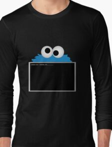 COOKIES ENABLED Long Sleeve T-Shirt