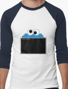 COOKIES ENABLED Men's Baseball ¾ T-Shirt
