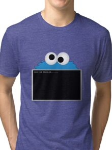 COOKIES ENABLED Tri-blend T-Shirt