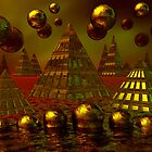 Secret World of Pyramids by Lemarly