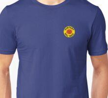 Vinter? Nej tack. Badgelogga Unisex T-Shirt