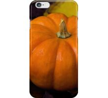 Pumpkin Spice iPhone Case/Skin