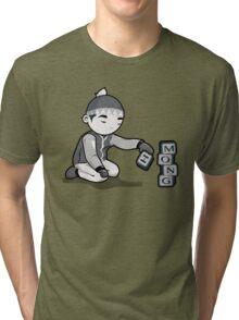 Hmong Boy Tri-blend T-Shirt