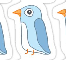 penguin 9 Sticker