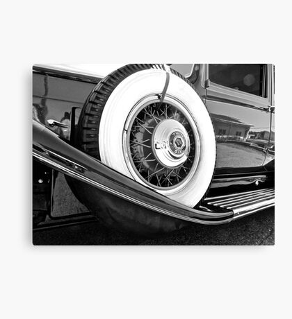 An Old Luxury Canvas Print