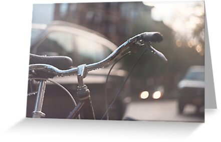 brooklyn bike by sleepyarmadillo